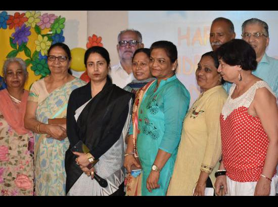 Brilliance School honours Grandparents