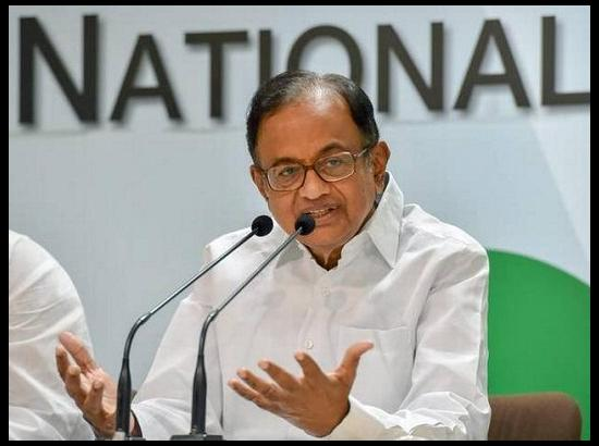 Cong has never announced its Prime Ministerial candidate before elections: Chidambaram