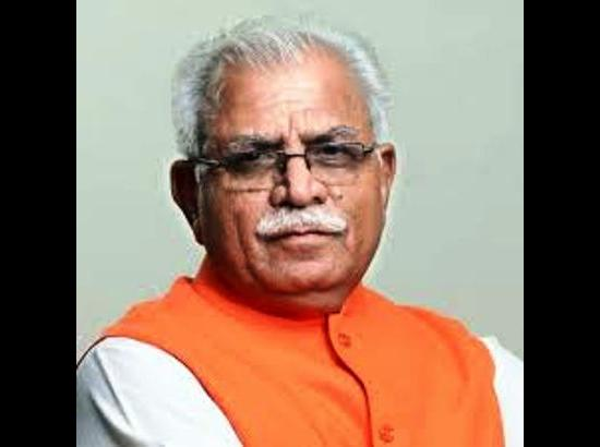 KMP Expressway will mark a historic day when opened for public: Manohar Lal CM Haryana