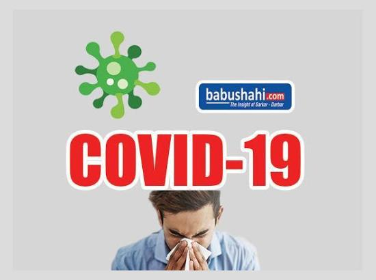 Four COVID-19 Cases Reported In SBS Nagar