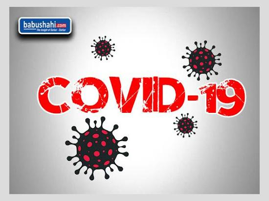 12 COVID cases surface in S.A.S. Nagar District with 8 recoveries