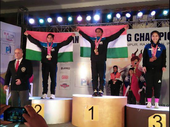 Savita Kumari bags silver for India at Asian Powerlifting Championship 2018