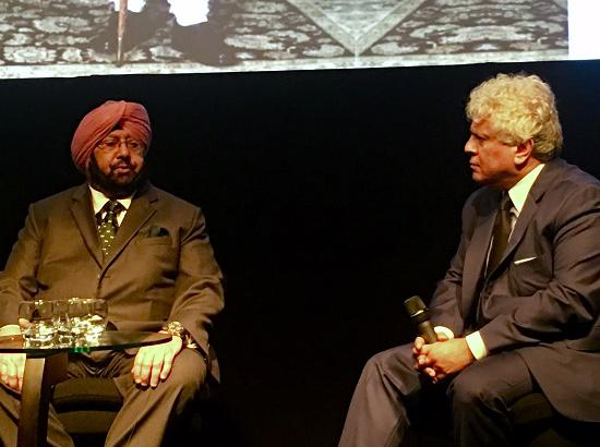 Amarinder assures NRIs of all clearances in 1 week for doing business in State