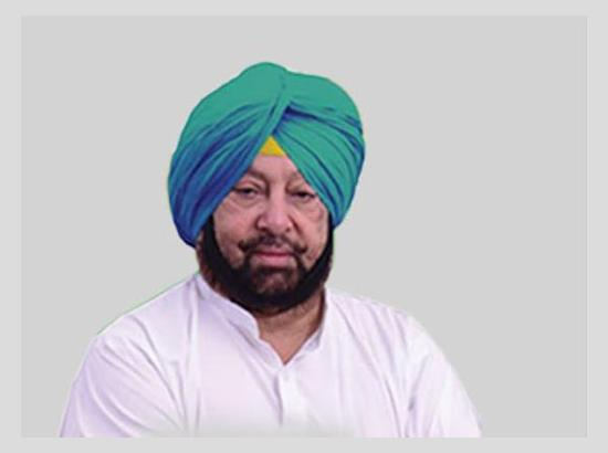Capt. Amarinder to unfurl National Flag at SAS Nagar on the occasion of Independence Day