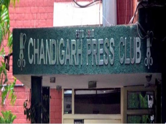 Chandigarh Press Club releases list of nomina
