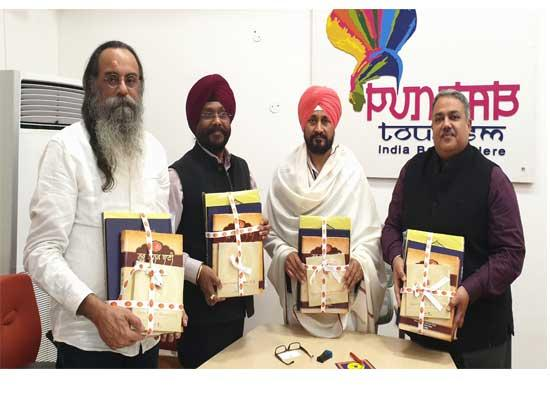 Punjab Tourism Department publishes 4 books on 550th Parkash Purb of Sri Guru Nanak Dev
