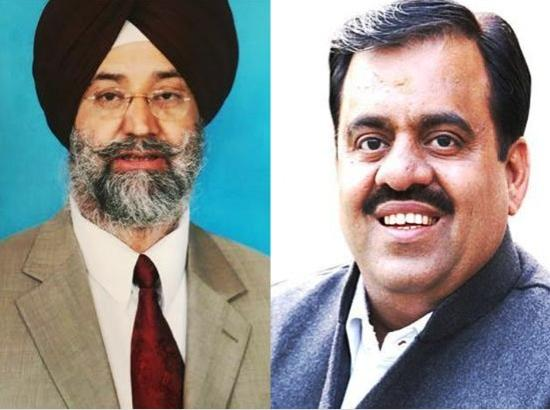 Punjab's two BJP leaders get major responsibility in party