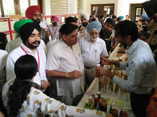 Government to develop Punjab now as country's food processing hub