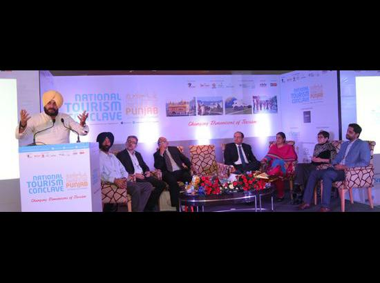 Punjab a huge brand needs to be marketed for unlocking its potential: Navjot Sidhu