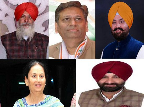 Majithia is godfather of crime, drugs and gangsters: Congress legislators