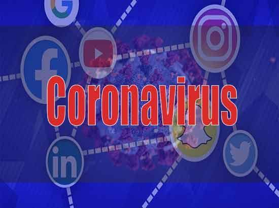 US reports 20,634 new coronavirus cases, toll reaches 97,948