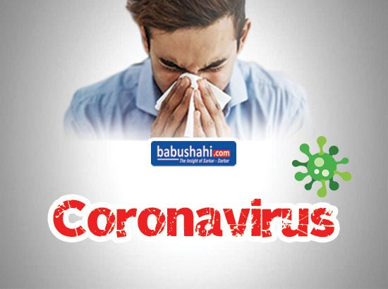Number of coronavirus cases in Chandigarh remain static at 8