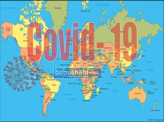 Global COVID-19 caseload tops 59 million
