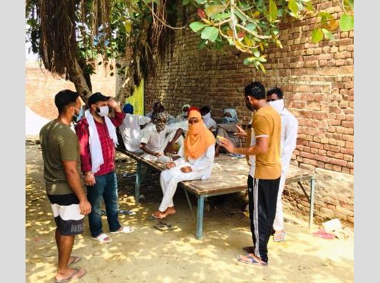 Under Mission Fateh, 836 villages covered under door-to-door awareness on Covid-19