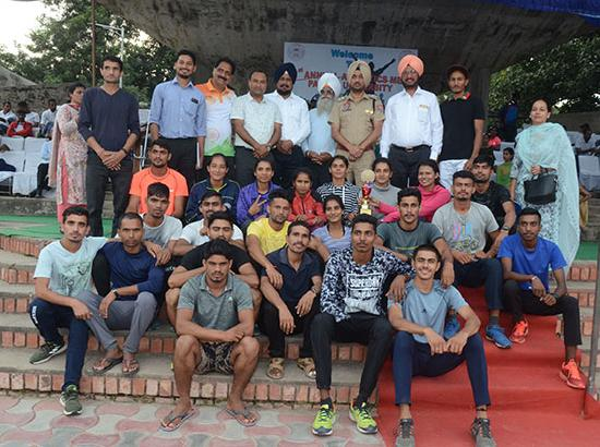 DAV College, Chandigarh bag men and women overall trophies