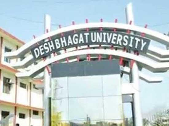 Desh Bhagat University contributes one day salary to PM relief Fund