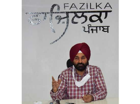 Relaxation given to banks in Fazilka's urban/sub-urban and rural areas
