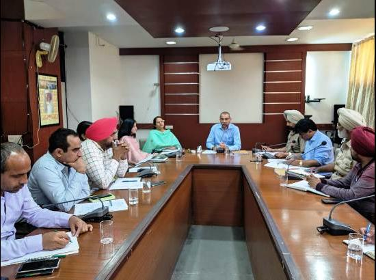 Moga administration to impart basic first aid training in Gurdwaras, Temples to save road accident victim lives