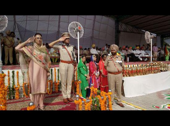 71st Independence Day celebrated