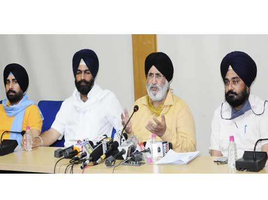 Sukhdev S Dhindsa has engaged in illegal act by taking on nomenclature of SAD – Dr. Chee