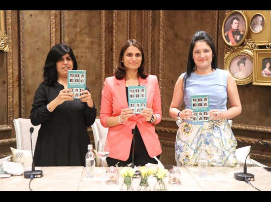 MBD group JMD Sonica Malhotra features in book Daughters of Legacy