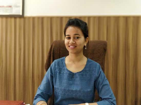 SDM Deepjot Kaur Assumes Office at Banga
