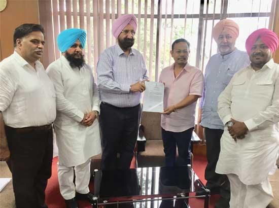 Punjab Delegation meets Meghalayan Home Minister, Urges amicable & early resolution of Sikh settlers' issue
