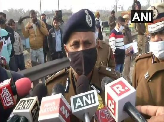 Visited routes with farmers, have taken cognizance of possible anti-national: Delhi Police
