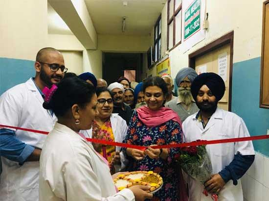 32nd Dental care fortnight starts in Civil Hospital