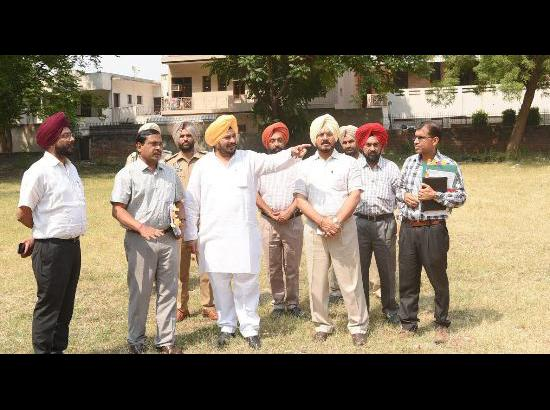 Process initiated for constructing Dr. Ambedkar Research Centre at Mohali: Sadhu Singh Dharamsot