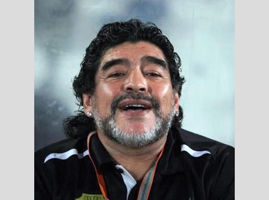 Diego Maradona –  Football player dies of heart attack