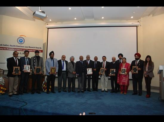 Health conclave & awards event held at PGI