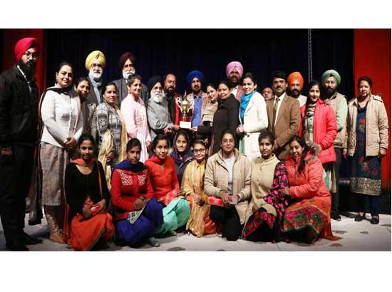 We should work for the personality development of Youth: Dr. Surjit Patar