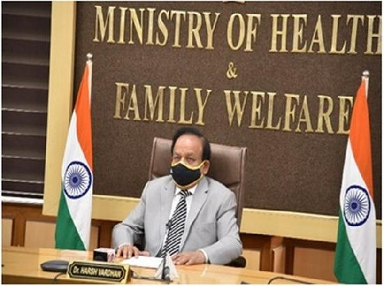No one should have doubts about COVID-19 vaccines: Harsh Vardhan