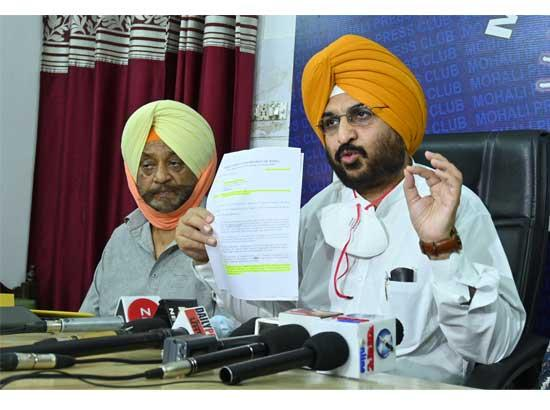 New SAD of Dhindsa will not get this name from ECI claims Dr.Ranu