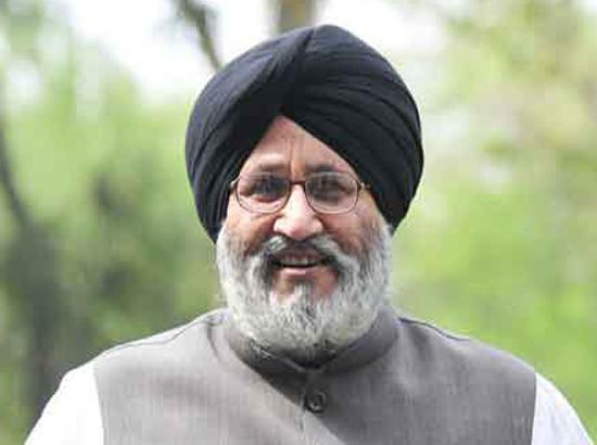 SAD says Central award for BRTS Amritsar reflective of pioneering work done by former Deputy CM Sukhbir Badal