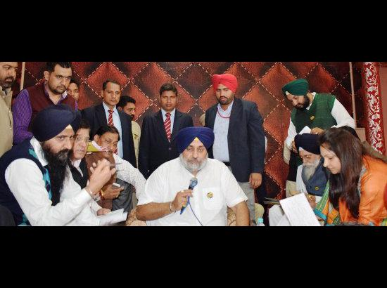 Moga rally to be a watershed in fighting for rights of Punjab: Sukhbir Singh Badal