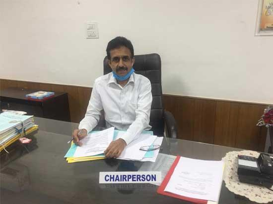 Er Sanjeev Kumar appointed as Chairperson to Consumer Forum Ludhiana