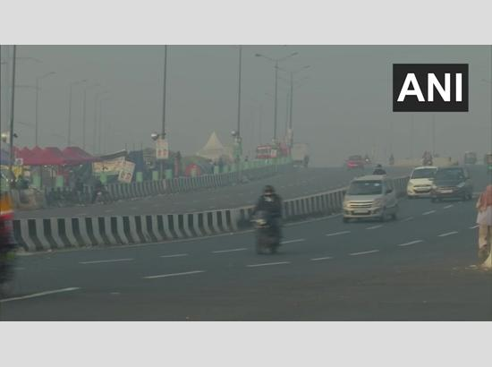 Normal Traffic restored on Delhi-Ghaziabad border : Delhi Police