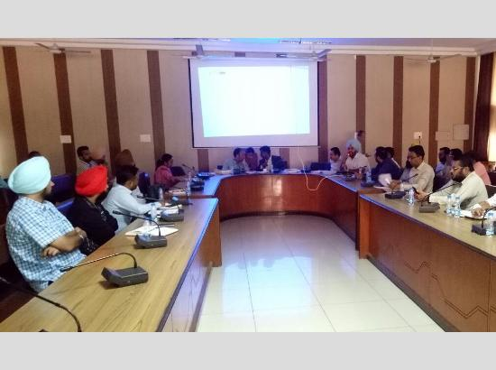 Dakha BY-Election :  Expenditure observer holds Training for Election Staff