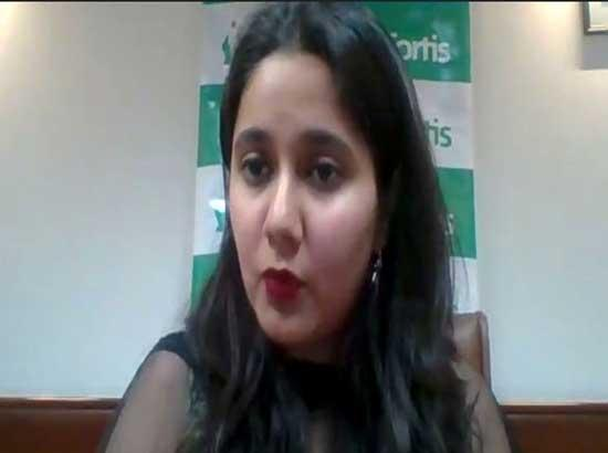 Webinar on Stress Management by Fortis & Aryans
