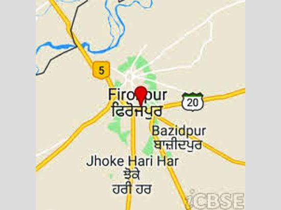 32 police officials among 74 Corona +ve cases reported in Ferozepur