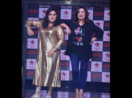 Farah Khan brings together India's biggest celebrities for a fun filled battle on Televi