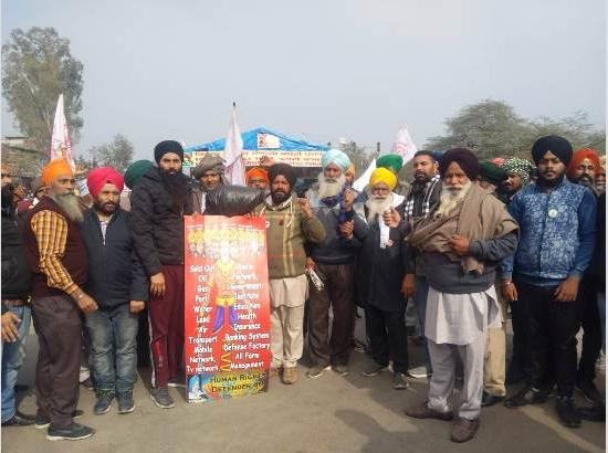 Farmers' protest enters 48th day: Boycott BJP leaders in Punjab-United Kisan Manch urges
