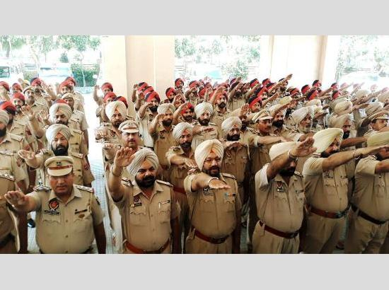Ferozepur Police celebrate Int'l Day against Drug Abuse and Illicit Trafficking