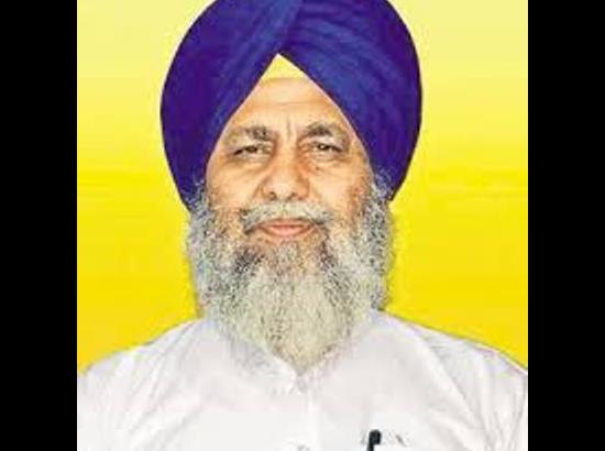 SGPC President submits memorandum to Union Home Minister