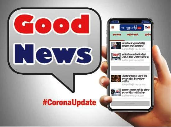 Faridkot: 40 samples negative including those of a corona positive's wife and child