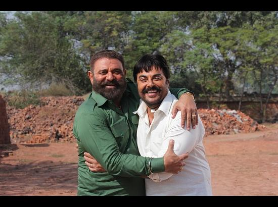 Yograj Singh and Guggu Gill to portray friends on screen for the first time