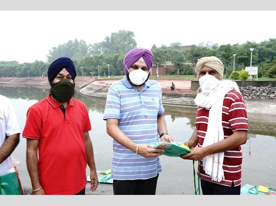 Spread message of Health & Safety protocols at grassroots level: Gurinder Singh Sodhi