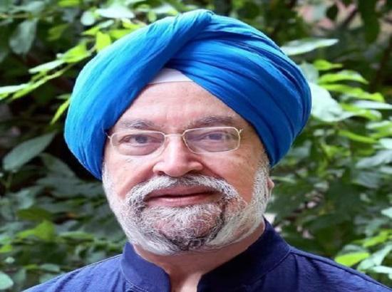 Hardeep Puri among 7 more  BJP candidates announced